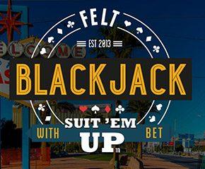 Blackjack Suit Em Up