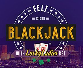 Blackjack Lucky Ladies