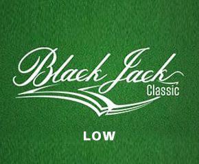 Blackjack Classic Low