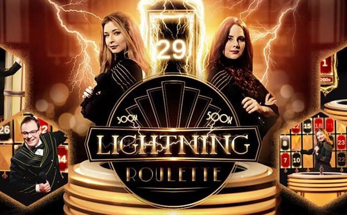 Lightning Roulette Live