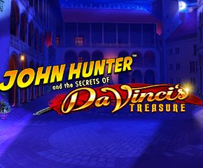 John Hunter and the Secrets Of Davinci's Treasure