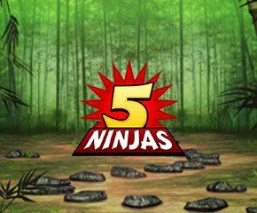 5 Legend of the Ninjas