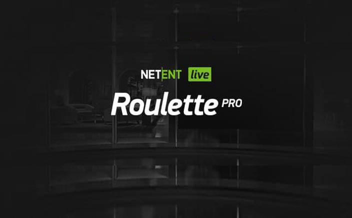 Live Roulette Pro NetEnt