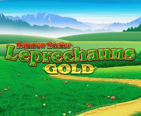 Rainbow Riches Leprechaun's Gold