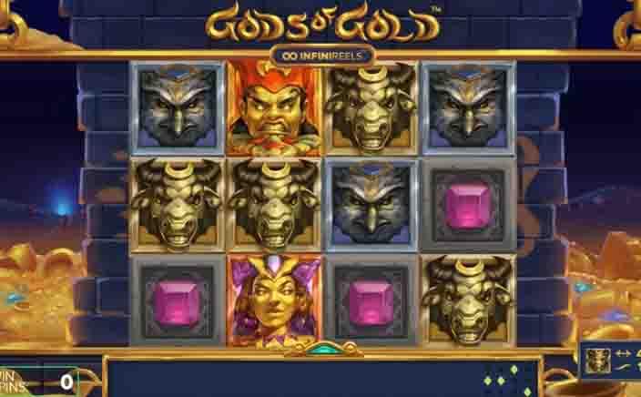 God's of Gold Inifireels